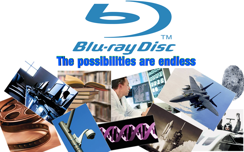 Blu-ray Jukebox Solutions